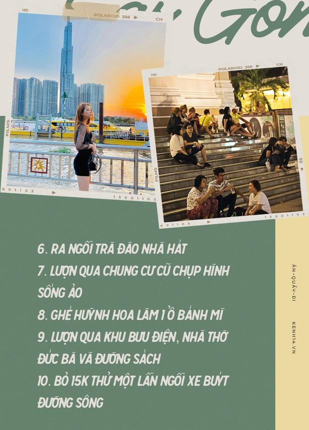Sài Gòn: 30 điều nhất định PHẢI LÀM sau khi hết dịch, sẽ tuyệt hơn nếu được trải nghiệm cùng… người yêu! - Ảnh 7.
