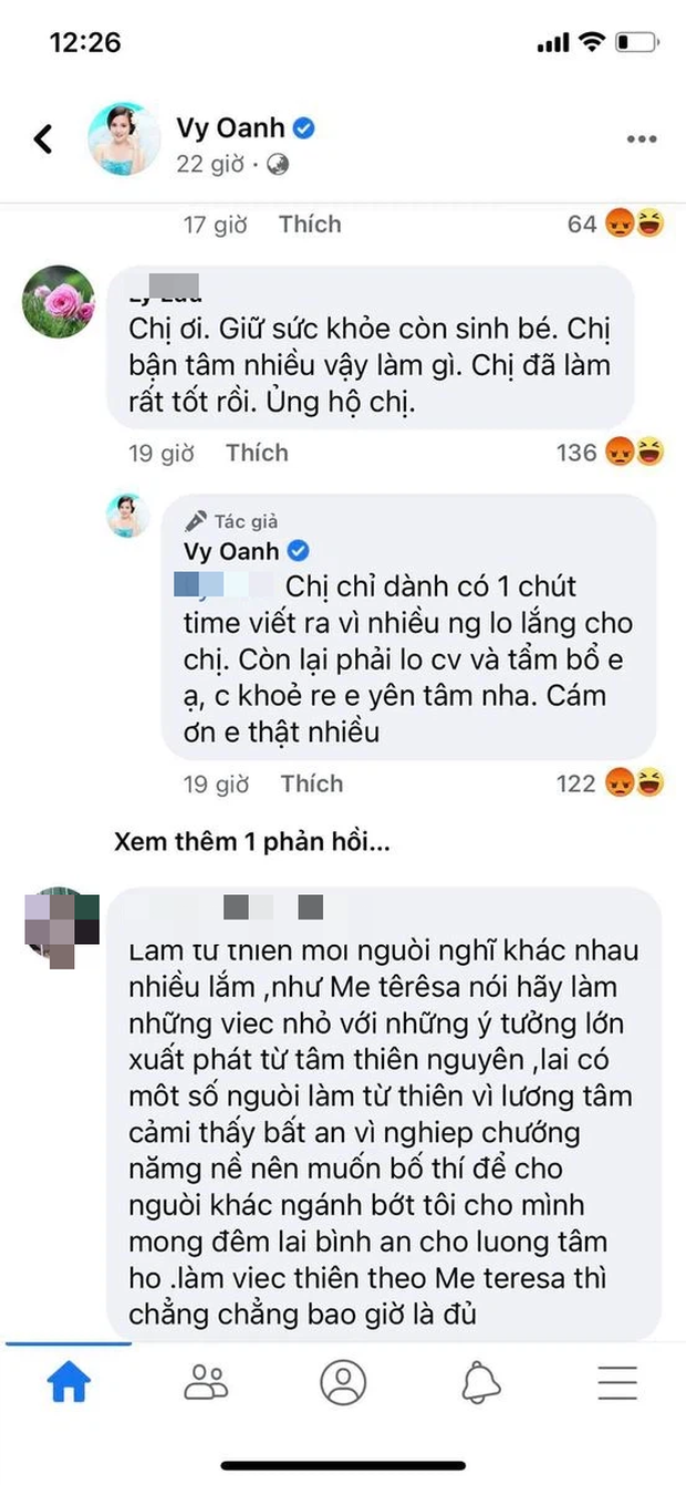Netizen phát hiện Vy Oanh tự lập nick ảo để vào an ủi bản thân, không ngờ lộ ra bằng chứng sờ sờ? - Ảnh 3.