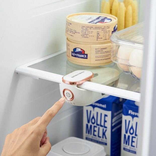 Kakao Friends có máy khử mùi tủ lạnh xinh xỉu lại còn tiết kiệm điện, nhiều nhà muốn sắm lắm đây - Ảnh 16.