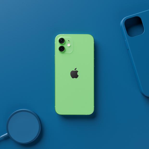Ngắm loạt concept iPhone 13 với màu sắc nổi bật, nhìn là muốn chốt đơn ngay! - Ảnh 2.