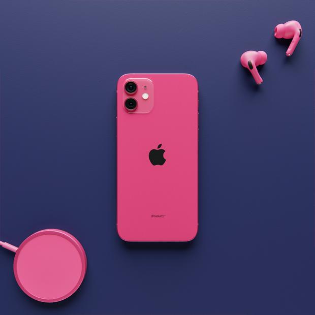 Ngắm loạt concept iPhone 13 với màu sắc nổi bật, nhìn là muốn chốt đơn ngay! - Ảnh 5.