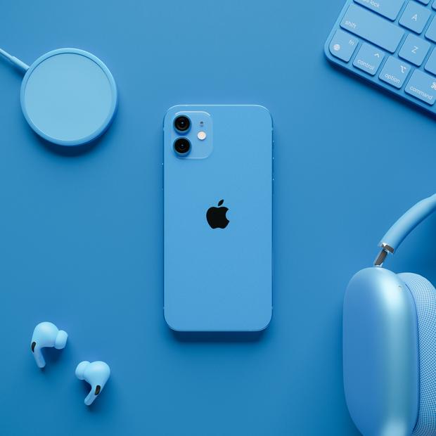 Ngắm loạt concept iPhone 13 với màu sắc nổi bật, nhìn là muốn chốt đơn ngay! - Ảnh 7.
