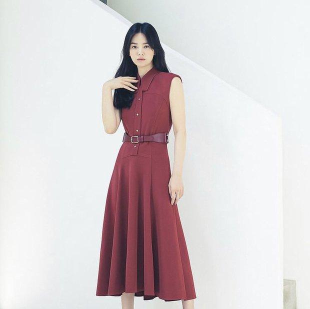 Giữa lúc Song Joong Ki lao đao vì phốt, Song Hye Kyo gây bão với nhan sắc đỉnh cao nhưng lại dính nghi án cà khịa? - Ảnh 6.