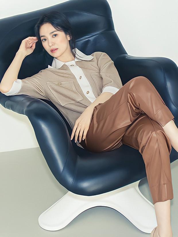 Giữa lúc Song Joong Ki lao đao vì phốt, Song Hye Kyo gây bão với nhan sắc đỉnh cao nhưng lại dính nghi án cà khịa? - Ảnh 8.