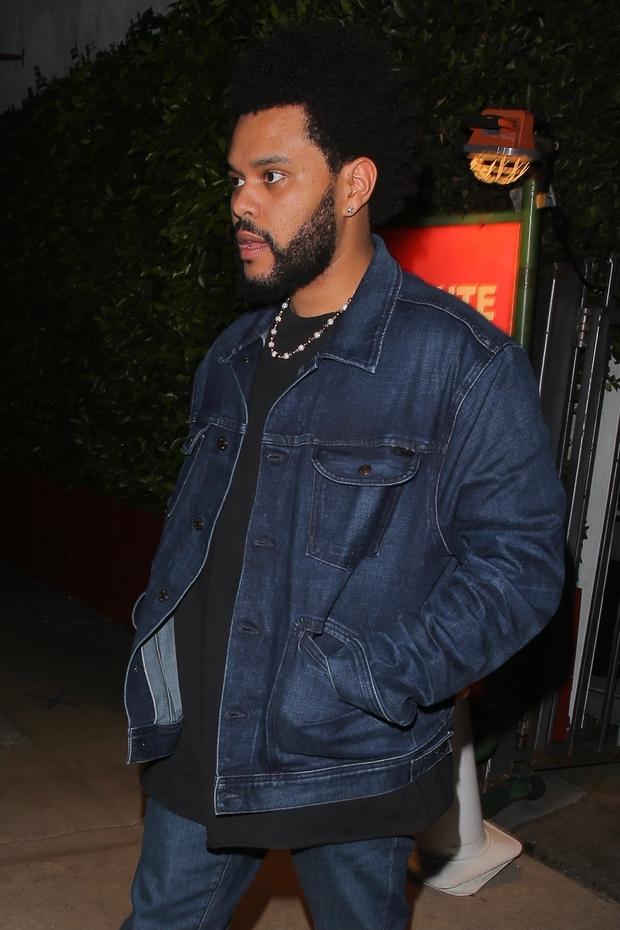 Brad Pitt từng tán tỉnh Selena Gomez, giờ đến lượt Angelina Jolie ăn tối cùng The Weeknd kém 15 tuổi, chuyện gì đây? - Ảnh 4.