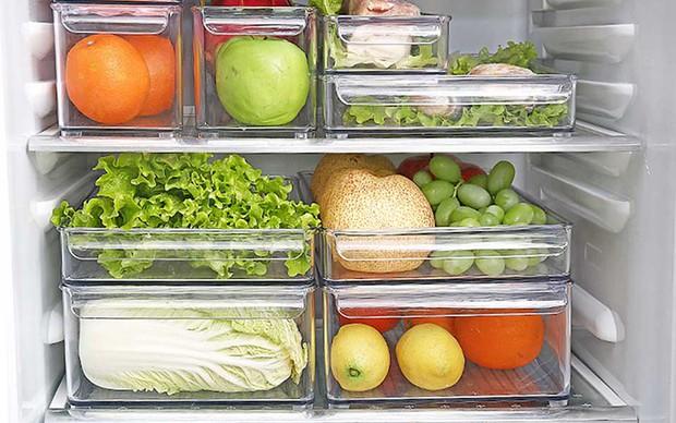 6 mẹo giúp bạn xử đẹp chiếc tủ lạnh ngổn ngang thực phẩm, vừa dễ vừa khoa học không ngờ - Ảnh 1.