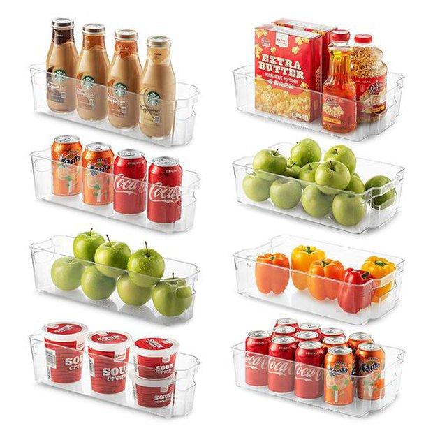 6 mẹo giúp bạn xử đẹp chiếc tủ lạnh ngổn ngang thực phẩm, vừa dễ vừa khoa học không ngờ - Ảnh 7.
