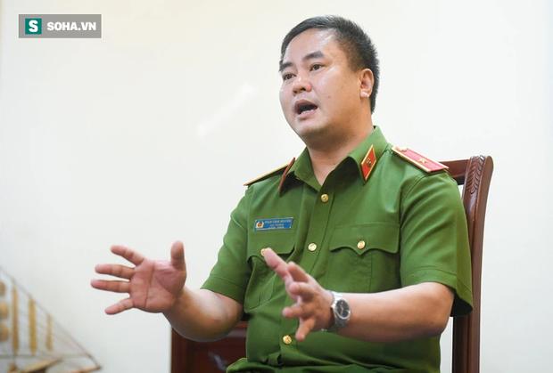 Thiếu tướng Phạm Công Nguyên: Thẻ Căn cước công dân có thể thay thế hộ khẩu giấy trong các thủ tục hành chính - Ảnh 3.