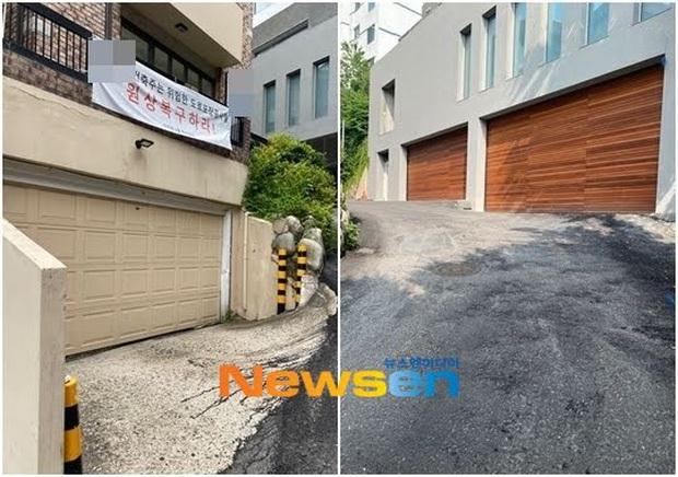 Độc quyền ảnh dinh thự 200 tỉ của Song Joong Ki tại Itaewon trước bê bối: Toạ lạc ở khu nhà giàu, gần khách sạn 5 sao Grand Hyatt - Ảnh 8.