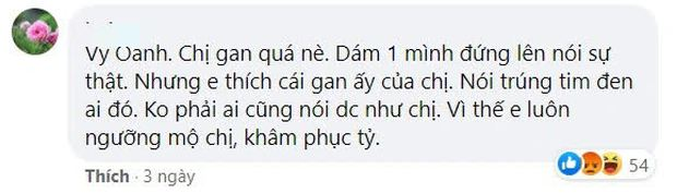 Netizen phát hiện Vy Oanh tự lập nick ảo để vào an ủi bản thân, không ngờ lộ ra bằng chứng sờ sờ? - Ảnh 5.