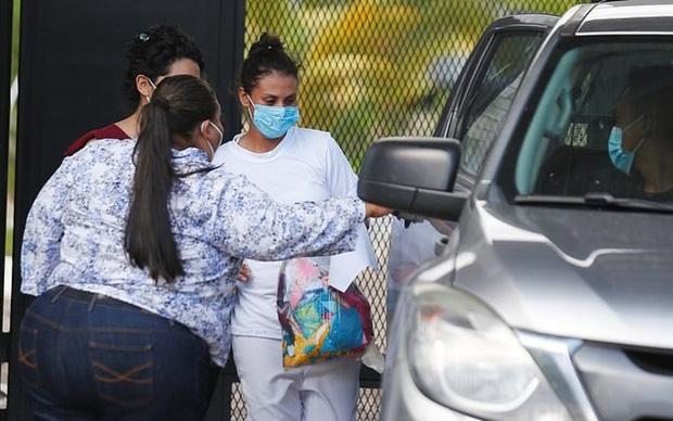 Người phụ nữ El Salvador tìm lại cuộc sống mới sau 10 năm bị cầm tù vì tội phá thai - Ảnh 1.