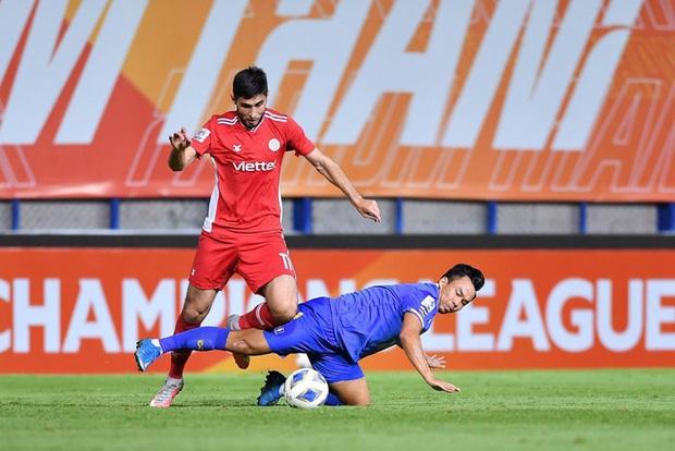 Viettel để thua 0-2 trước nhà vô địch Thái Lan tại giải đấu danh giá nhất châu Á cấp CLB - Ảnh 1.