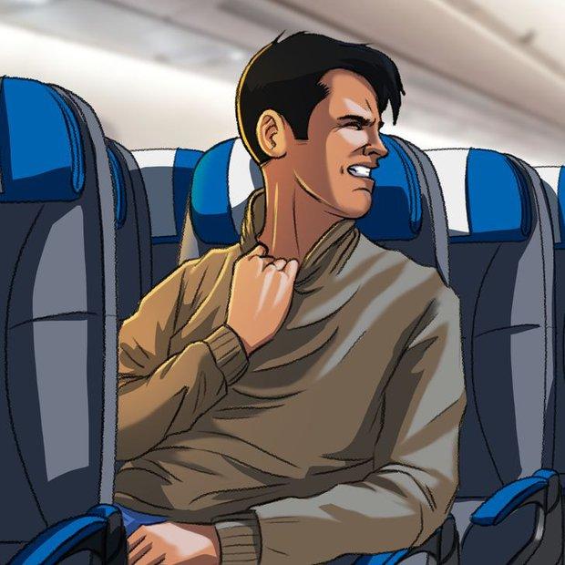 9 kiểu trang phục chúng ta không nên mặc khi lên máy bay, do chính tiếp viên hàng không chia sẻ - Ảnh 8.