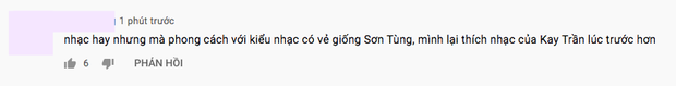 Netizen bình luận về MV đầu tiên của Kay Trần dưới trướng công ty M-TP: Đầu tư đấy nhưng chả khác gì bản photocopy của Sơn Tùng! - Ảnh 6.