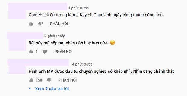 Netizen bình luận về MV đầu tiên của Kay Trần dưới trướng công ty M-TP: Đầu tư đấy nhưng chả khác gì bản photocopy của Sơn Tùng! - Ảnh 3.