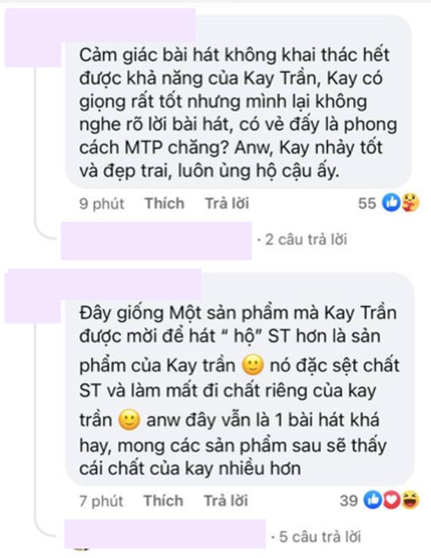 Netizen bình luận về MV đầu tiên của Kay Trần dưới trướng công ty M-TP: Đầu tư đấy nhưng chả khác gì bản photocopy của Sơn Tùng! - Ảnh 11.