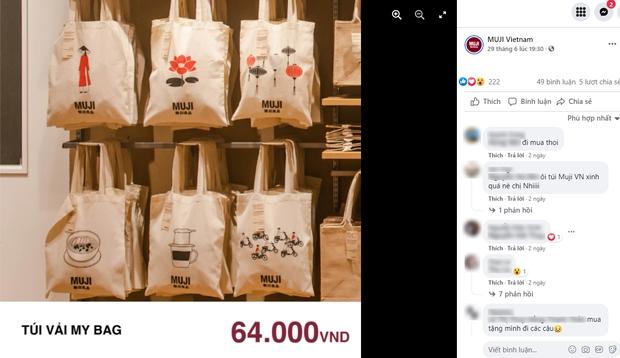 Không phải quần áo hay mỹ phẩm, item có giá chỉ 64k này mới là thứ dân tình hóng mua nhất khi MUJI Hà Nội khai trương - Ảnh 1.
