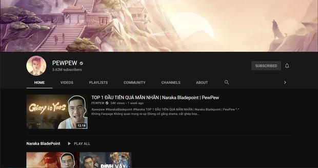 """Sau Tam Mao TV, kênh YouTube của PewPew có nguy cơ """"bay màu"""", những ai làm sáng tạo nội dung cần hết sức cảnh giác - Ảnh 3."""