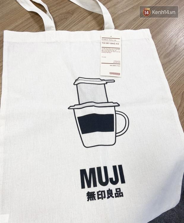 Không phải quần áo hay mỹ phẩm, item có giá chỉ 64k này mới là thứ dân tình hóng mua nhất khi MUJI Hà Nội khai trương - Ảnh 4.