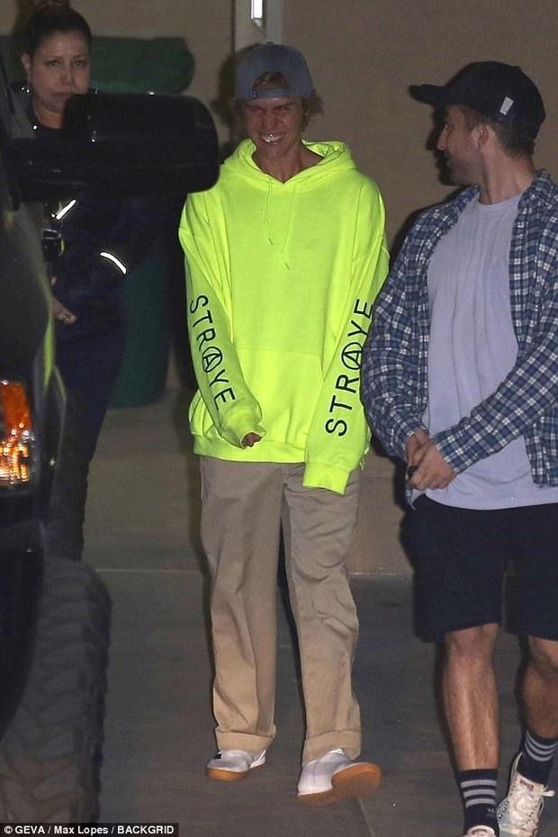 Justin Bieber trở thành nghi can viêm cánh vì Ngô Diệc Phàm, lẽ nào vì lối ăn vận kiểu này? - Ảnh 4.