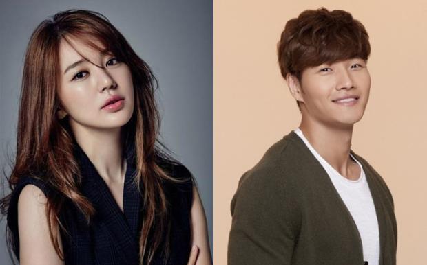 Hóa ra không chỉ Yoon Eun Hye, Kim Jong Kook còn dính tin đồn hẹn hò mỹ nhân sexy này, âu cũng vì cử chỉ quá tình tứ - Ảnh 2.