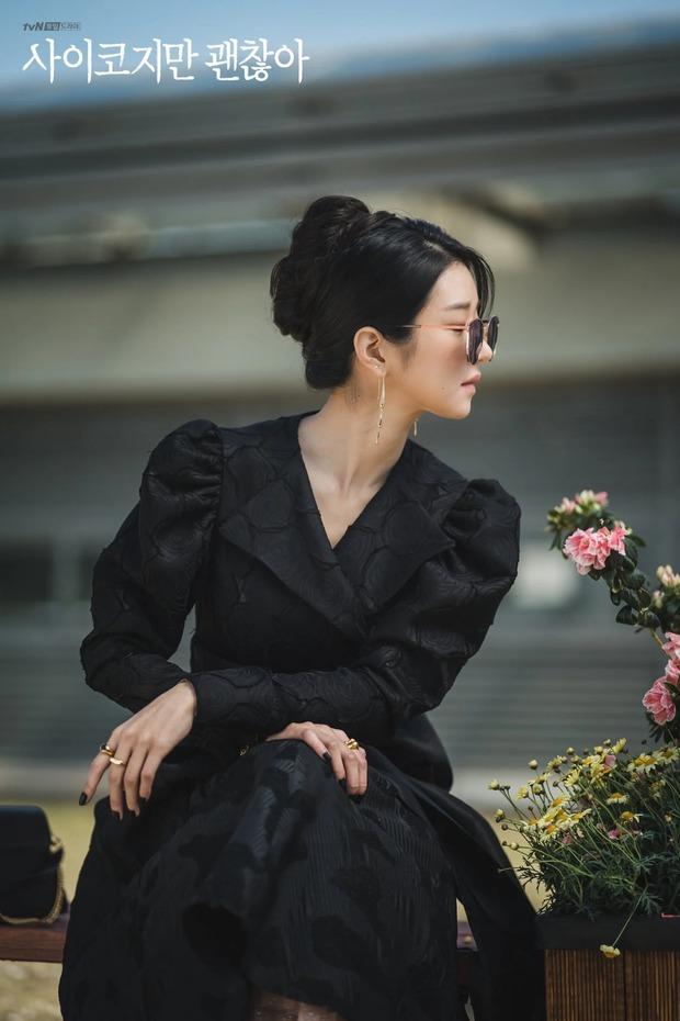 4 phim Hàn có gu thời trang đỉnh cao nhất mọi thời đại: Hội Penthouse còn thua xa chịu Nguyệt IU - Ảnh 14.