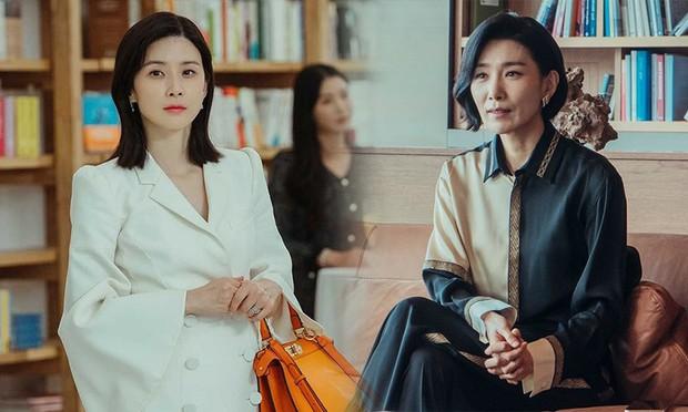 4 phim Hàn có gu thời trang đỉnh cao nhất mọi thời đại: Hội Penthouse còn thua xa chịu Nguyệt IU - Ảnh 22.