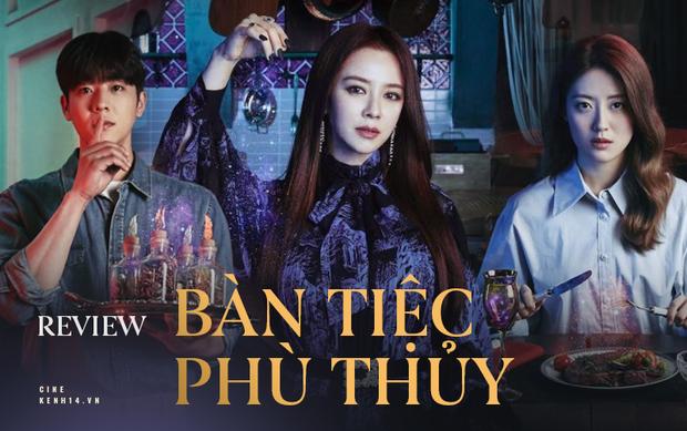 Bàn Tiệc Phù Thủy: Hotel Del Luna bản ngưng tấu hài, mợ ngố Song Ji Hyo thăng cấp visual, ma mị đến rợn người - Ảnh 1.