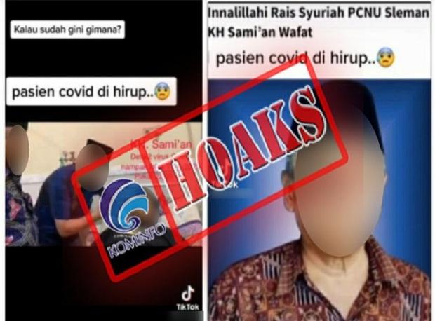 Thông tin đại sư Indonesia chết vì hít virus SARS-CoV-2 là sai sự thật - Ảnh 1.