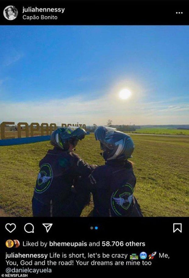 Ngôi sao Instagram nổi tiếng đột ngột qua đời ở tuổi 22 vì tai nạn, fan lật lại bài đăng cuối như điềm báo trước thương tâm - Ảnh 2.