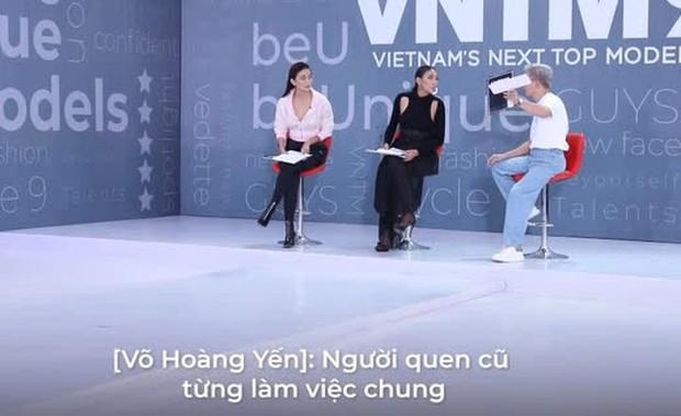 Võ Hoàng Yến một lần nữa bị nhận xét dùng tình cảm cá nhân tại Vietnams Next Top Model? - Ảnh 3.