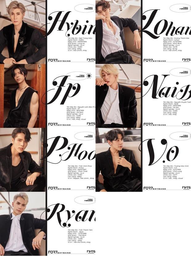 Bộ ảnh mới của nhóm nhạc Việt FOR7 lại quá giống GOT7, fan Kpop chán lắm rồi nhưng vẫn bình luận chỉ trích cho bõ tức! - Ảnh 9.