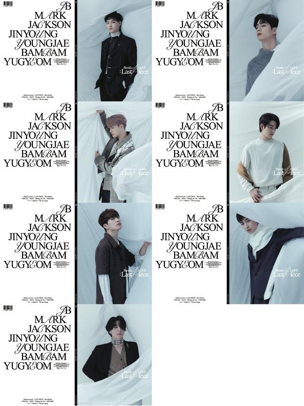 Bộ ảnh mới của nhóm nhạc Việt FOR7 lại quá giống GOT7, fan Kpop chán lắm rồi nhưng vẫn bình luận chỉ trích cho bõ tức! - Ảnh 10.