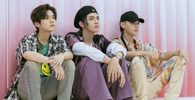 3 chú bồ câu của hiện tại: Kris bị phốt bay luôn sự nghiệp, Luhan và Tao đã flop giờ còn dính mác viêm cánh - Ảnh 17.