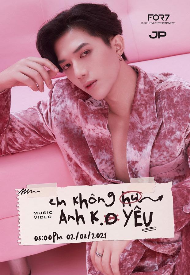 Bộ ảnh mới của nhóm nhạc Việt FOR7 lại quá giống GOT7, fan Kpop chán lắm rồi nhưng vẫn bình luận chỉ trích cho bõ tức! - Ảnh 5.