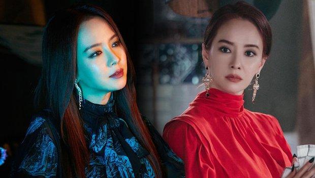 Bàn Tiệc Phù Thủy: Hotel Del Luna bản ngưng tấu hài, mợ ngố Song Ji Hyo thăng cấp visual, ma mị đến rợn người - Ảnh 3.