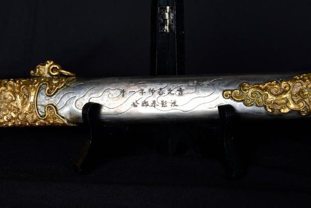 Kiếm của vua Thành Thái nhà Nguyễn được bán ở Mỹ với mức giá 50.000 USD: Còn nhiều nghi vấn chưa được giải đáp - Ảnh 7.