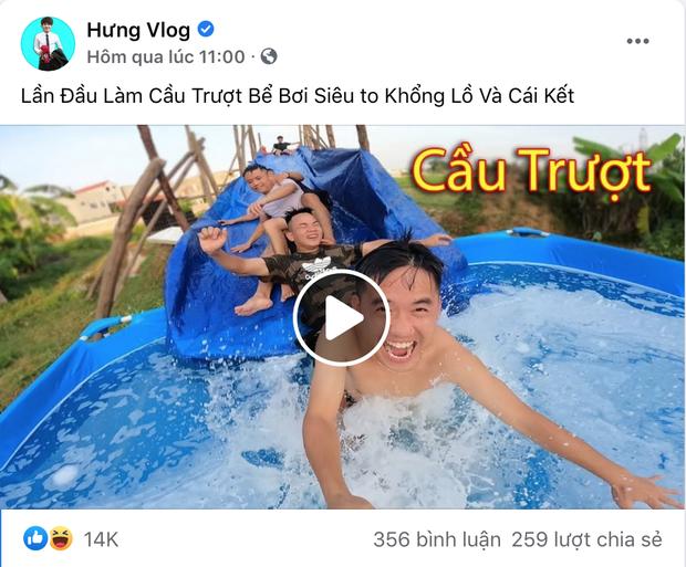 Thái độ bất ngờ của Hưng Vlog trước thông tin bị đi tù 15 năm, tiết lộ thêm về công việc hiện nay - Ảnh 2.