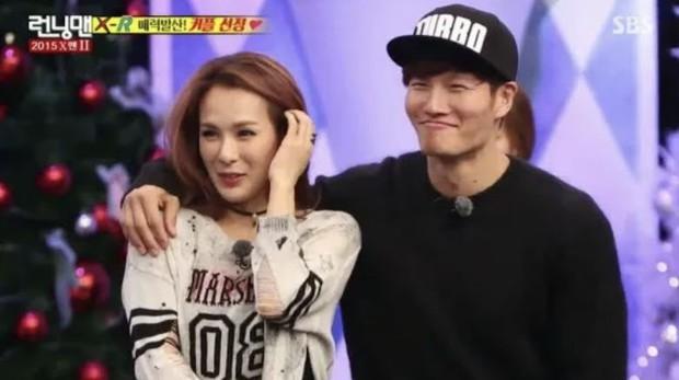 Hóa ra không chỉ Yoon Eun Hye, Kim Jong Kook còn dính tin đồn hẹn hò mỹ nhân sexy này, âu cũng vì cử chỉ quá tình tứ - Ảnh 3.