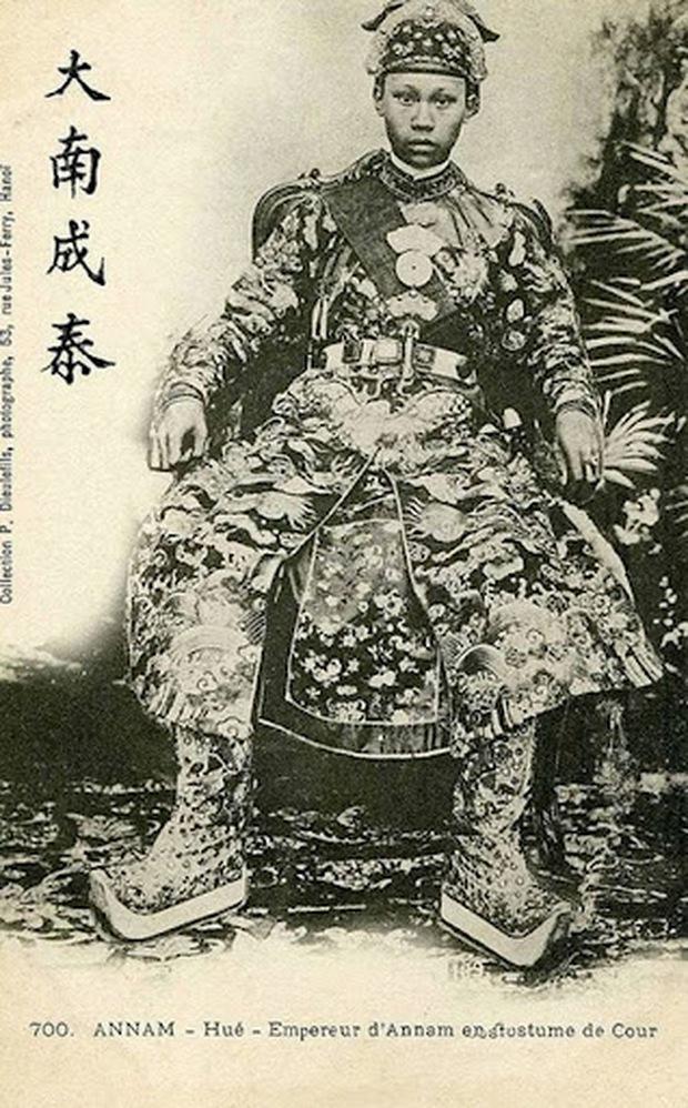 Kiếm của vua Thành Thái đã được bán với giá 50.000 USD, các nhà nghiên cứu Việt Nam đưa ra nghi vấn: Thực chất là hàng giả, không có giá trị? - Ảnh 3.
