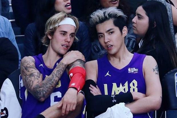 Justin Bieber trở thành nghi can viêm cánh vì Ngô Diệc Phàm, lẽ nào vì lối ăn vận kiểu này? - Ảnh 1.