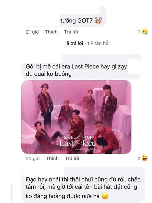 Bộ ảnh mới của nhóm nhạc Việt FOR7 lại quá giống GOT7, fan Kpop chán lắm rồi nhưng vẫn bình luận chỉ trích cho bõ tức! - Ảnh 8.