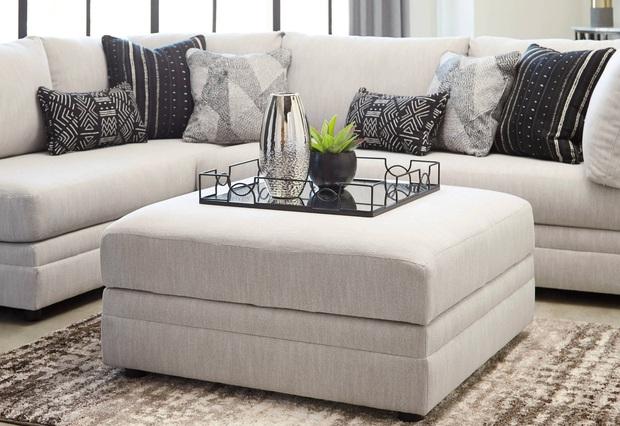 Mấy giờ rồi còn mua bàn trà cỡ lớn, có đến 4 lựa chọn hay và sang hơn nhiều để bạn decor cùng sofa - Ảnh 5.
