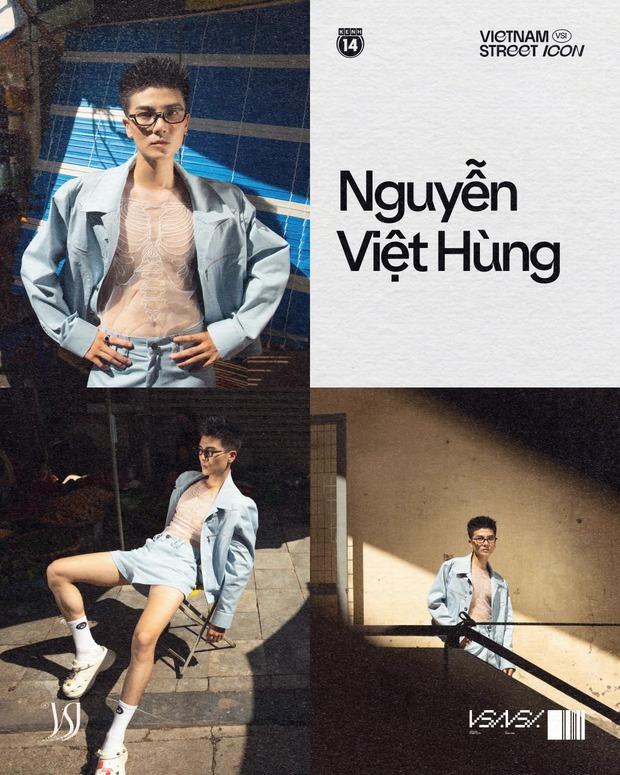 Lộ diện Top 15 Vietnam Street Icon: Từ cá tính đến nhẹ nhàng đều có cả, chất nhất là màn phối đồ si mà cứ như đồ hiệu - Ảnh 3.
