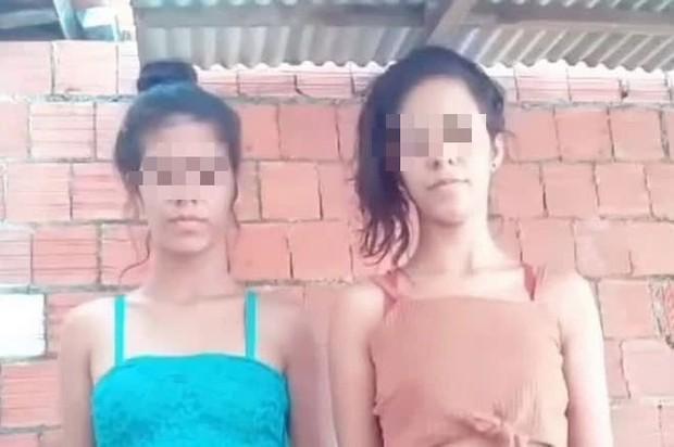 2 chị em sinh đôi bị bắn, tử vong thương tâm ngay trên livestream, hàng nghìn người xem chứng kiến cảnh tượng kinh hoàng đầy ám ảnh - Ảnh 1.