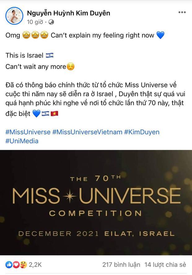 Miss Universe 2021 chính thức trở lại: Lộ địa điểm và thông tin về đêm Chung kết, phản ứng của Kim Duyên thế nào? - Ảnh 4.