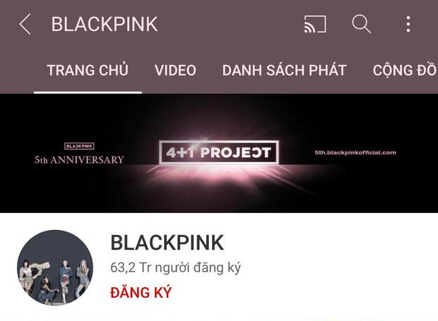 Top 5 kênh YouTube có lượt đăng ký khủng nhất Kpop: BLACKPINK đứng đầu nhưng BTS mới làm netizen choáng váng - Ảnh 1.
