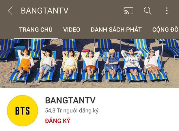 Top 5 kênh YouTube có lượt đăng ký khủng nhất Kpop: BLACKPINK đứng đầu nhưng BTS mới làm netizen choáng váng - Ảnh 2.