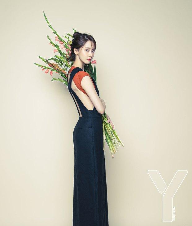 Hết Jennie, đến Yoona khiến netizen há hốc với màn để trần lưng trắng nõn ngọc ngà: Đây mới chính là level hở đỉnh cao! - Ảnh 2.