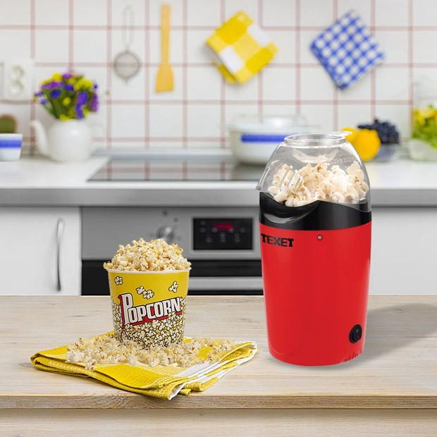 Bắt chước Hà Tăng sắm máy làm bắp rang bơ siêu tiện để nằm nhà xem phim xịn như đi cinema - Ảnh 6.